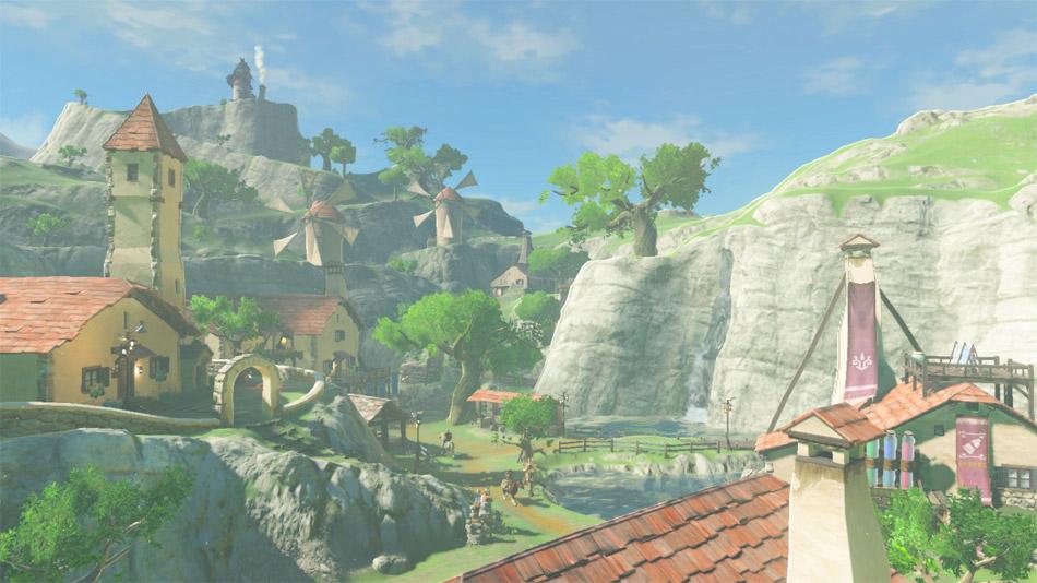 Pourquoi acheter une maison dans Zelda Breath of the Wild ?