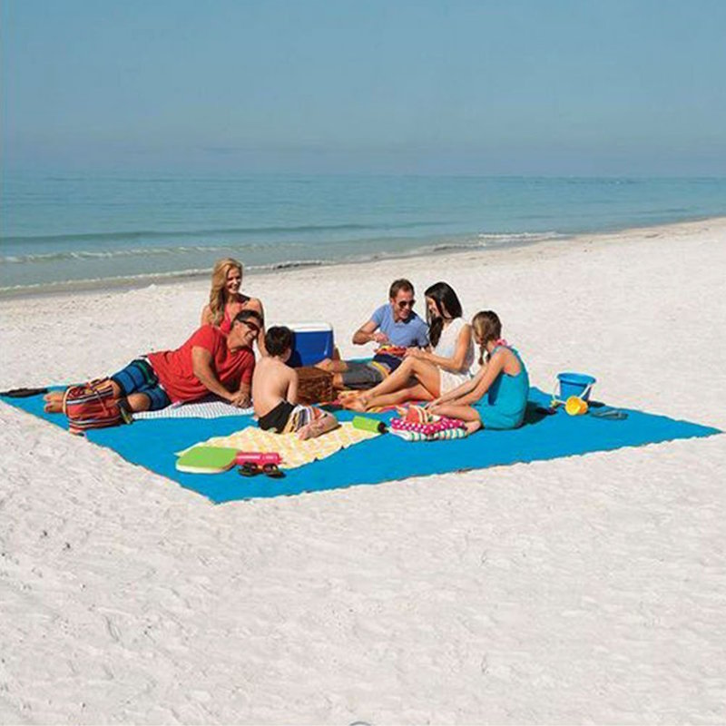 serviette tapis anti sable