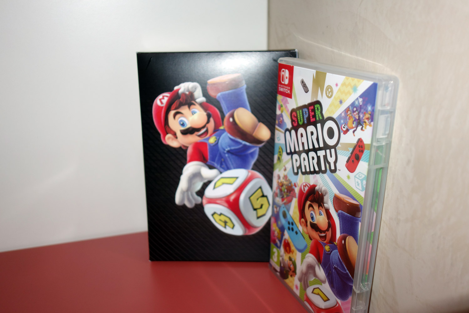 Super Mario Party Collector