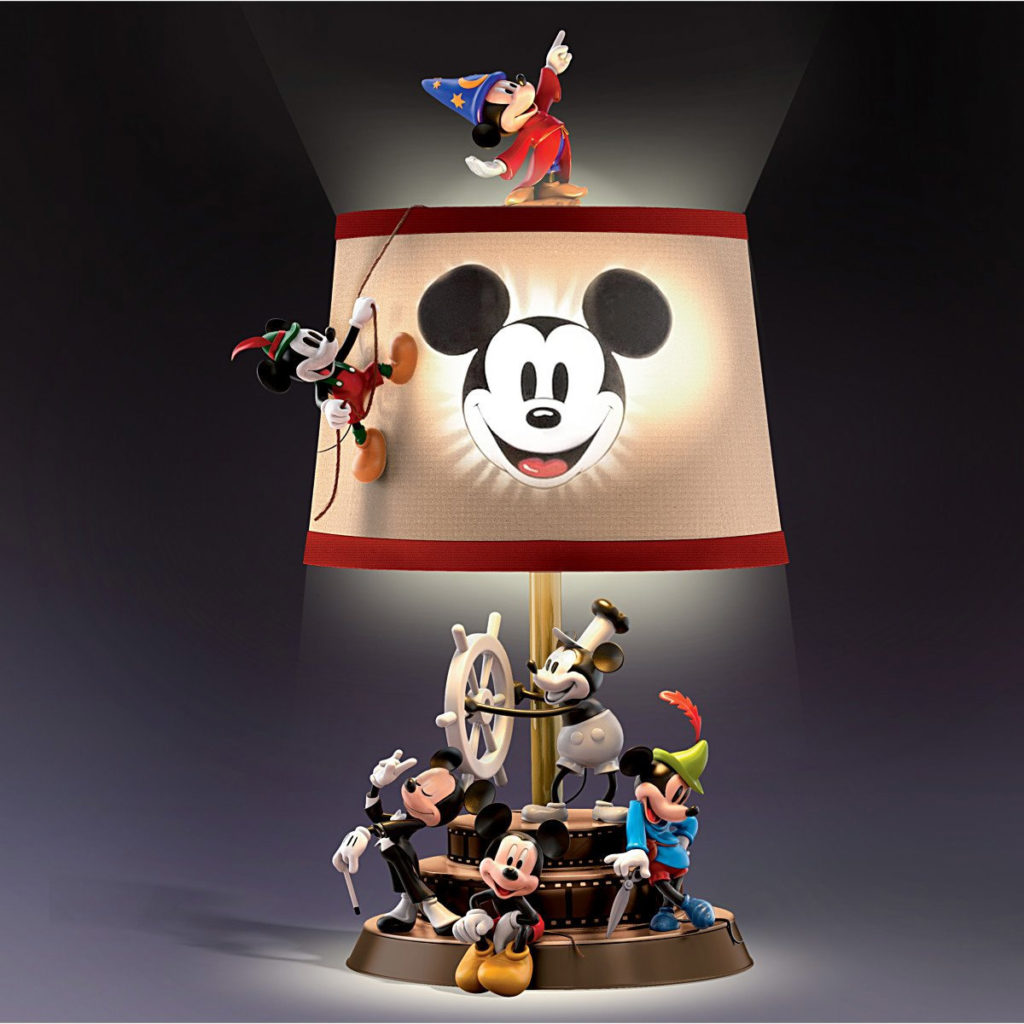 Lampe Mickey Collector