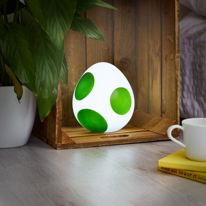 Lampe œuf de Yoshi
