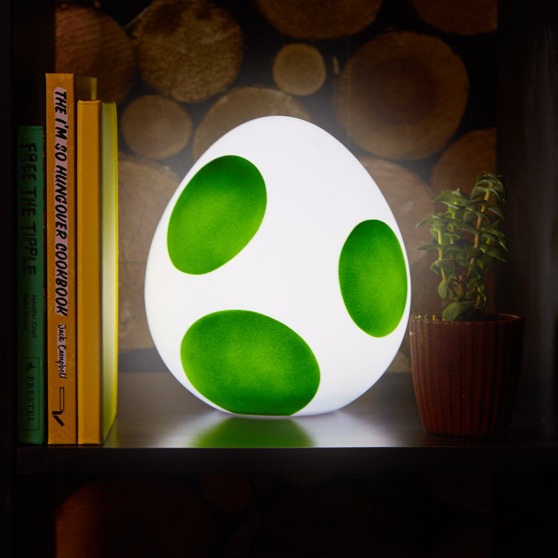 Lampe Yoshi produit officiel Nintendo