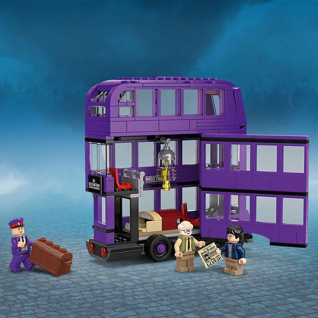 Magicobus 75957 en Lego Harry Potter